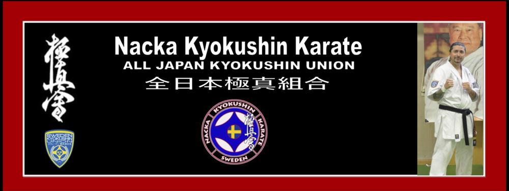 Nacka Kyokushin Karate